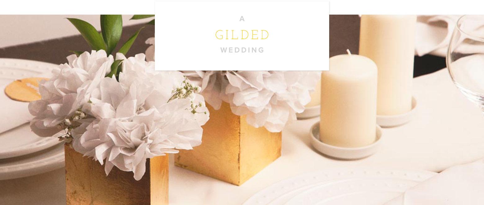 Gilded Wedding